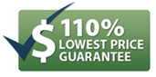 Lowest Price Guarantee on bidet